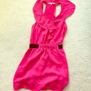 Rachel Roy Hot pink summer dress!